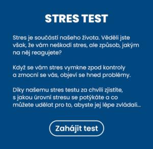 Otestujte úroveň svého stresu
